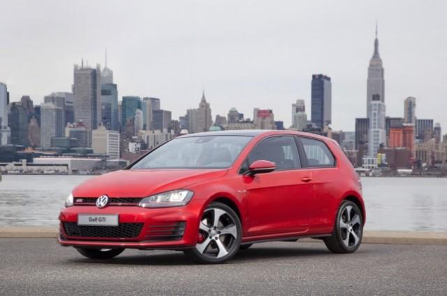2015 Volkswagen GTI - image: Volkswagen of America