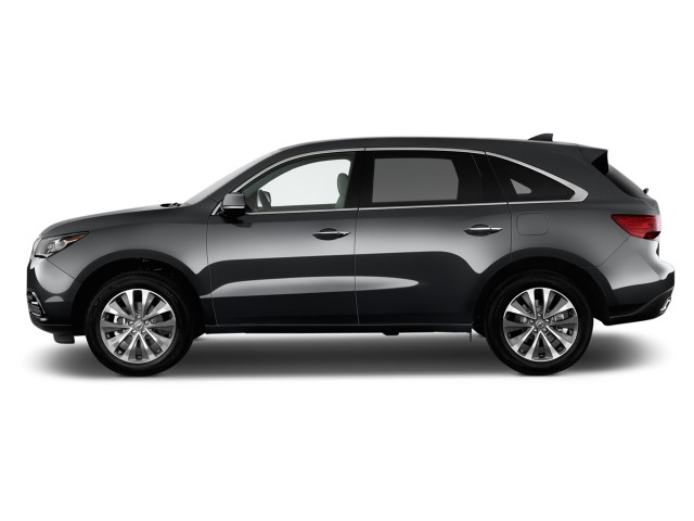 2016 acura mdx review ratings specs prices and photos the car connection. Black Bedroom Furniture Sets. Home Design Ideas