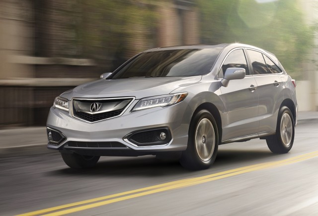 Lastest 2016 Acura RDX Review Ratings Specs Prices And Photos