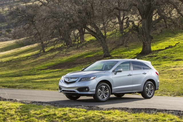 Innovative 2016 Acura RDX Review Ratings Specs Prices And Photos  The Car Connection