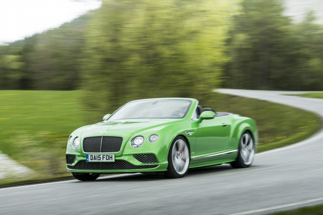 2016 Bentley Continental GT Review Ratings Specs Prices