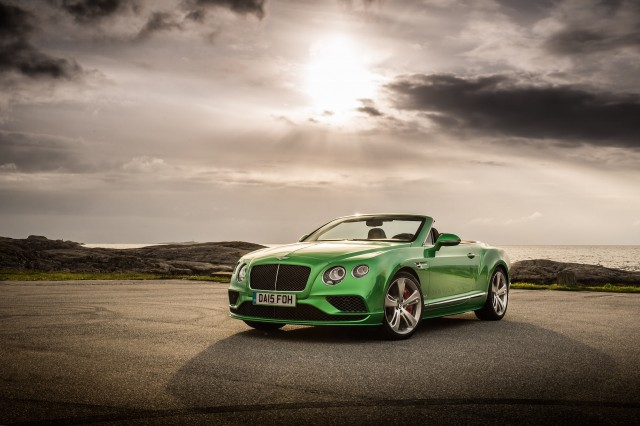 2016 Bentley Continental GT Speed