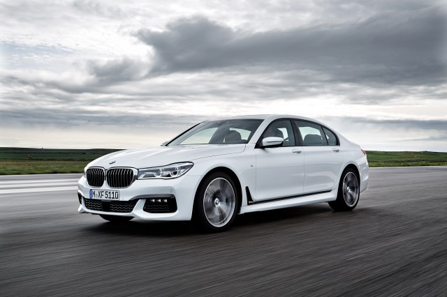 2016 BMW 7-Series with M Sport Package