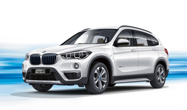 2016 BMW X1 xDrive25Le iPerformance (Chinese spec)