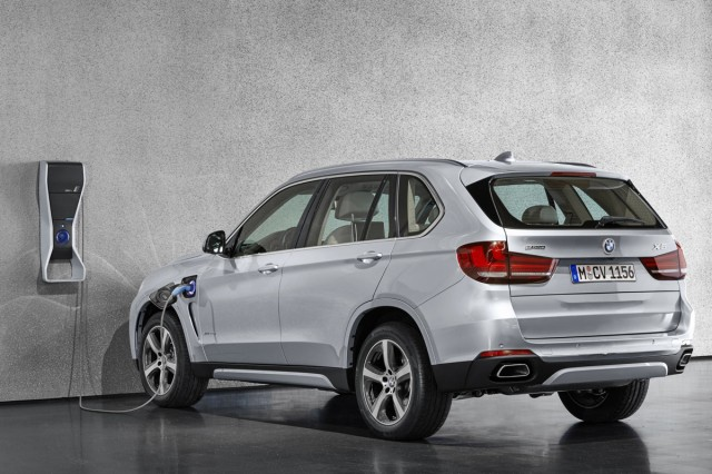 2016 BMW X5 xDrive 40e