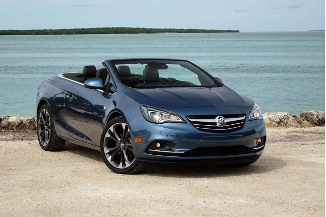 Brilliant 2016 Buick Cascada First Drive Review