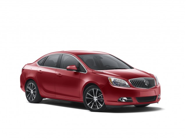 2017 Buick Verano Review Ratings Specs Prices And