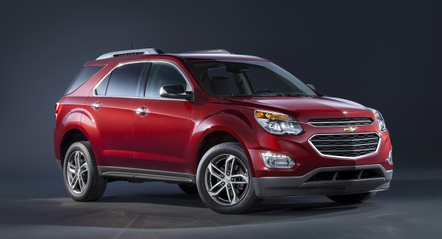 2017 Chevrolet Equinox (Chevy) Pictures/Photos Gallery - Green Car ...