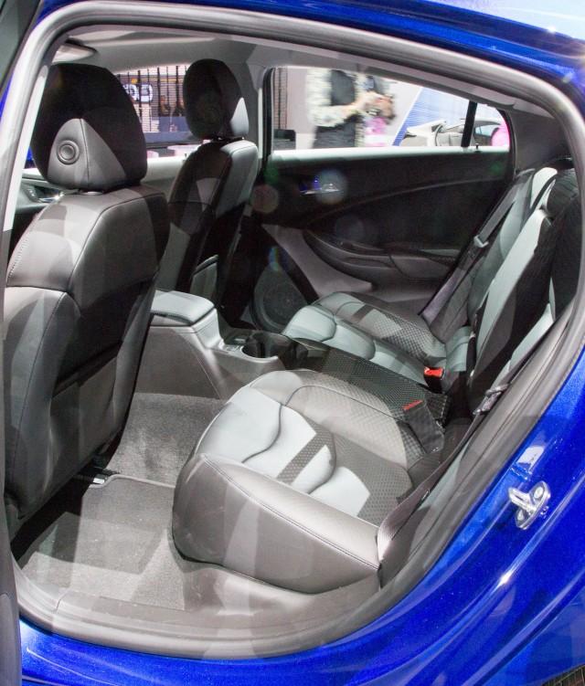 2016 Chevrolet Volt, 2015 Detroit Auto Show