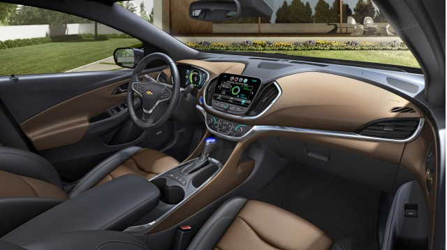 Chevy Cruze Lease >> 2016 Chevrolet Volt Order Guide: Options, Trim Levels...But No Prices Yet