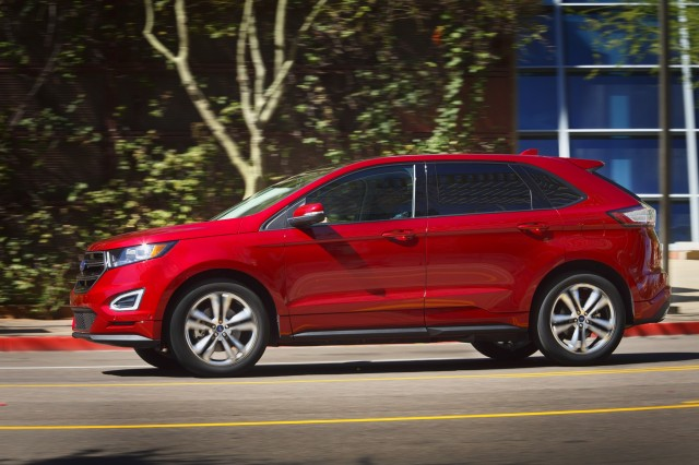 2016 ford edge review ratings specs prices and photos the car connection. Black Bedroom Furniture Sets. Home Design Ideas