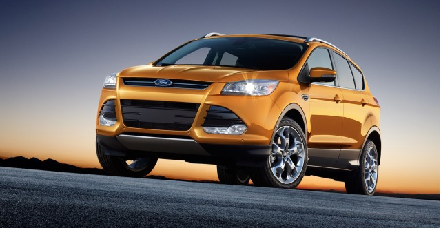 2016 ford escape review ratings specs prices and photos the car connection. Black Bedroom Furniture Sets. Home Design Ideas