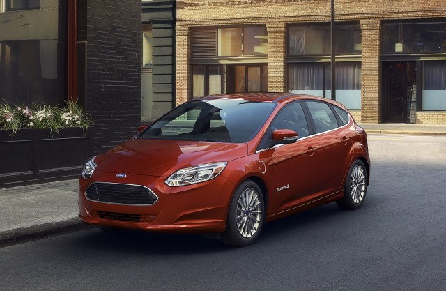new and used ford focus electric for sale the car connection. Black Bedroom Furniture Sets. Home Design Ideas