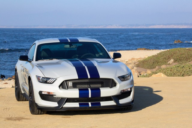 On the road with the 2015 Ford Mustang Shelby GT350 On