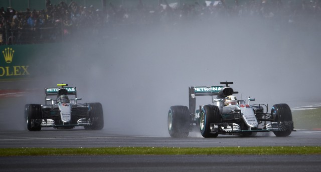 Rosberg demoted to third place