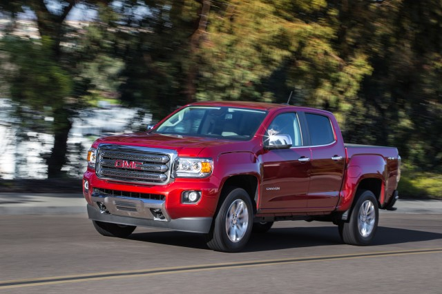 Pickup Truck Fuel Economy For 2016: Diesels Take Top Three Spots