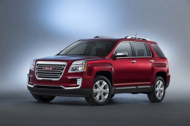 2016 gmc terrain prices and expert review the car connection. Black Bedroom Furniture Sets. Home Design Ideas