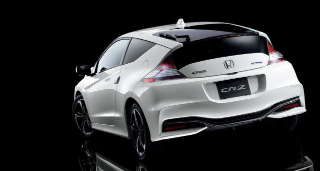 2016 honda cr z hybrid coupe soldiers on with minor upgrades