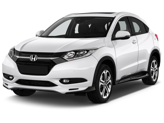 2016 honda hr v review ratings specs prices and photos the car connection. Black Bedroom Furniture Sets. Home Design Ideas