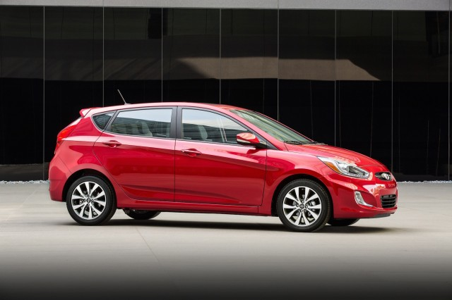 2016 Hyundai Accent Review Ratings Specs Prices And