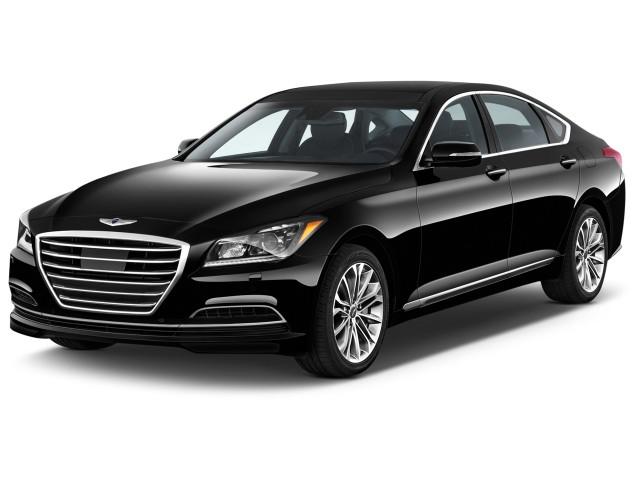 2016 Hyundai Genesis Review Ratings Specs Prices And