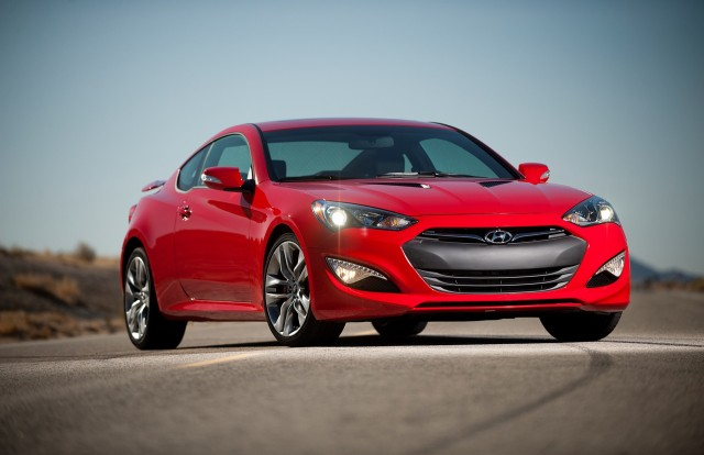 2016 hyundai genesis coupe review ratings specs prices and photos. Black Bedroom Furniture Sets. Home Design Ideas