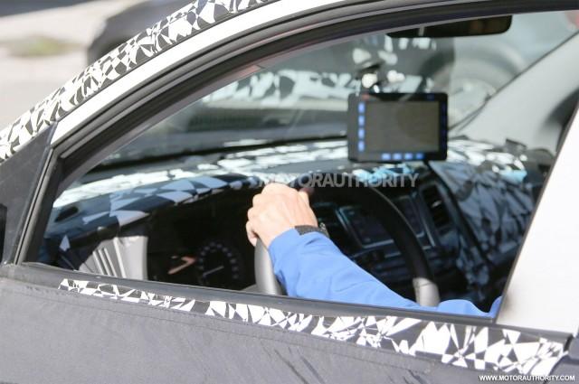 2016 Hyundai Tucson (ix35) spy shots