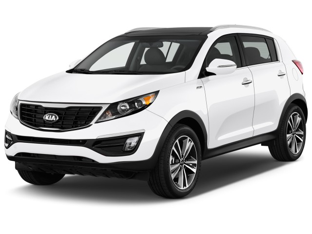 2016 Kia Sportage Review Ratings Specs Prices And