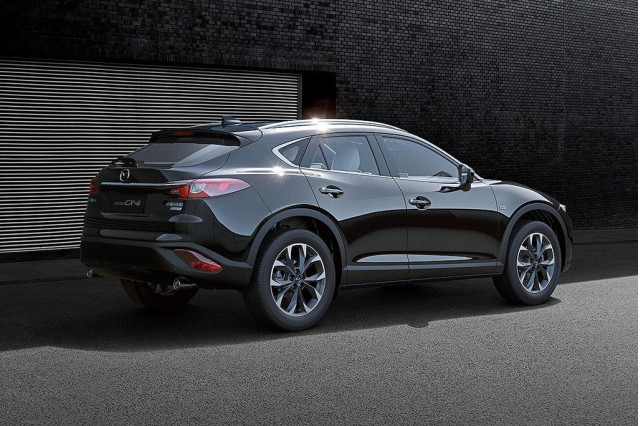 Mazda CX-8 first look: a new 3-row SUV for Japan