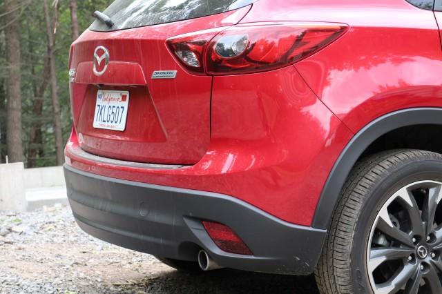 2016 Mazda CX-5 Grand Touring: Gas Mileage Review Of Small SUV
