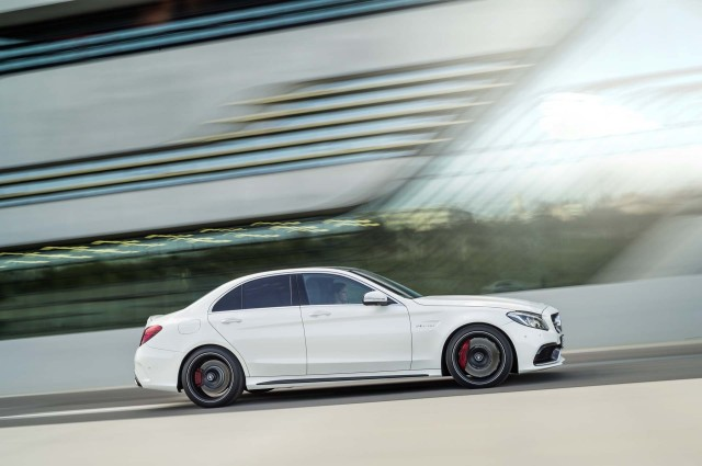 2016 Mercedes-Benz AMG C63 Coupe
