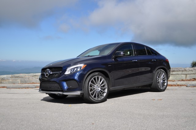 Mercedes Off Road Suv >> 2016 Mercedes-Benz GLE450 AMG Coupe first drive review