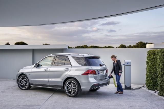 Benz Gle  Car Battery