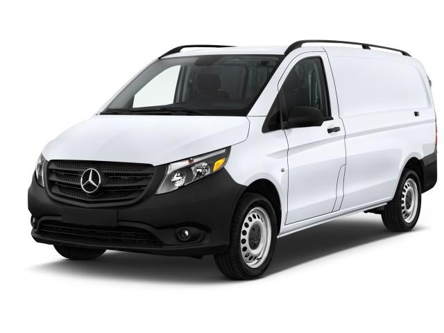 New and used mercedes benz metris cargo van for sale the for Mercedes benz cargo van for sale