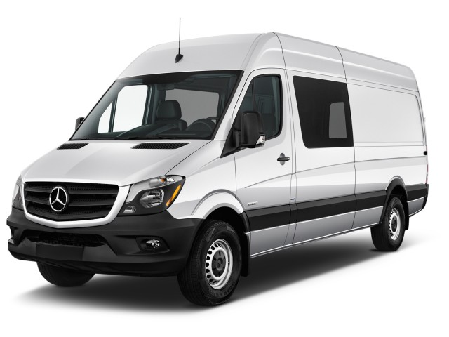 new and used mercedes benz sprinter crew vans prices photos reviews specs the car connection. Black Bedroom Furniture Sets. Home Design Ideas