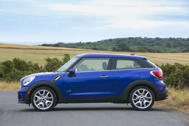 2016 mini cooper paceman review ratings specs prices and photos the car connection. Black Bedroom Furniture Sets. Home Design Ideas