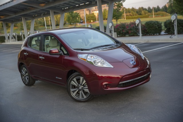 Nissan Leaf 2018 60 Kwh >> Next Nissan Leaf confirmed for 60-kwh battery, 200 miles of range