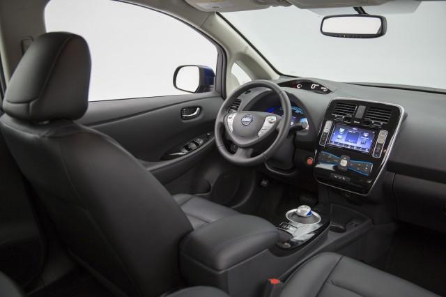 Nissan Leaf Electric Car Mileage