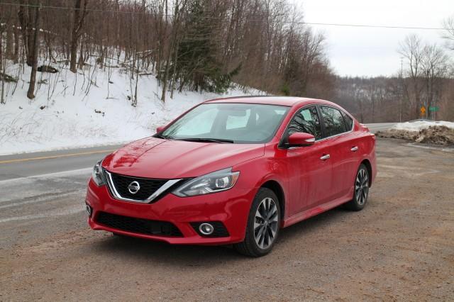 2016 Nissan Sentra 1 8 Sr Cvt Gas Mileage Review