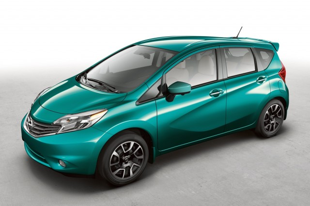 Range-extended electric Nissan Note to launch in November?