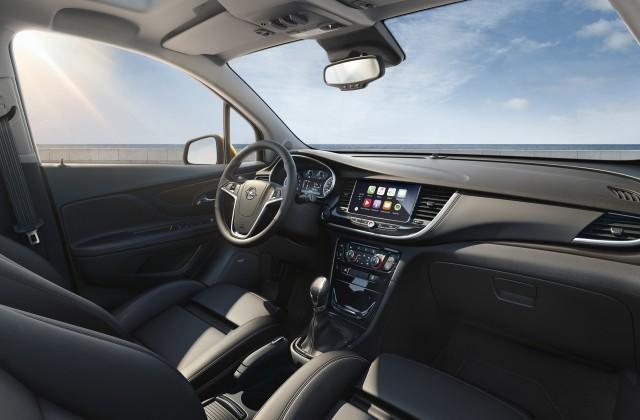 2016 Opel Mokka Facelift