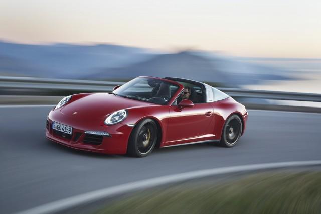 2016 Porsche 911 Targa 4 GTS