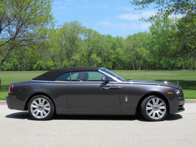 2016 rollsroyce dawn first drive review