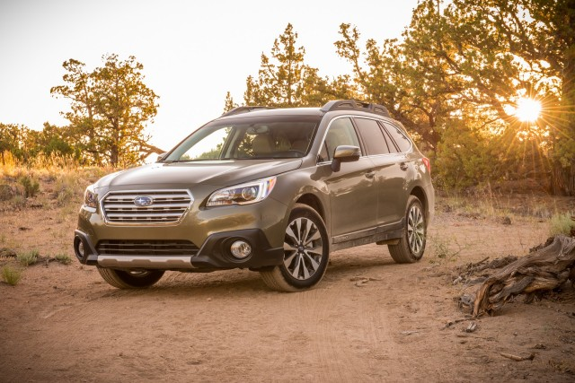 Don't drive 2016-17 Outback, Legacy after steering recall — Subaru