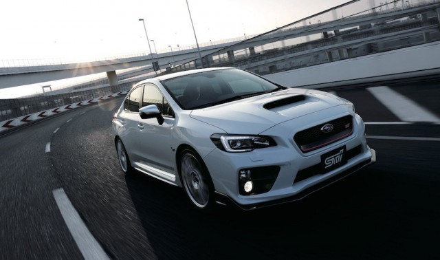 Subaru WRX S4 tS - five month-long limited-edition