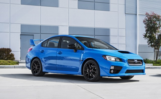 2016 subaru wrx review ratings specs prices and photos the car connection. Black Bedroom Furniture Sets. Home Design Ideas