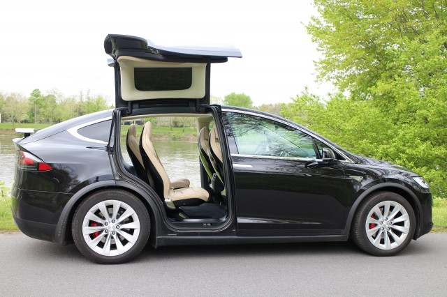 2016 Tesla Model X first drive review