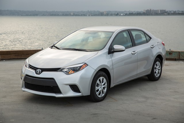 2016 Toyota Corolla Review Ratings Specs Prices And