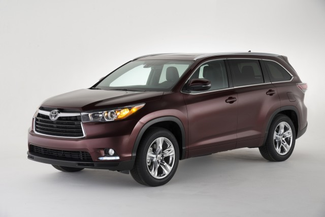 2016 Toyota Highlander Review Ratings Specs Prices And
