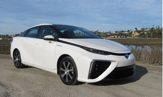 new car 2016 toyotaJapan Eases Laws Boosts Incentives For Hydrogen FuelCell Cars